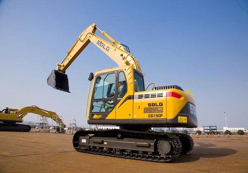 挖掘机/土方设备解决方案